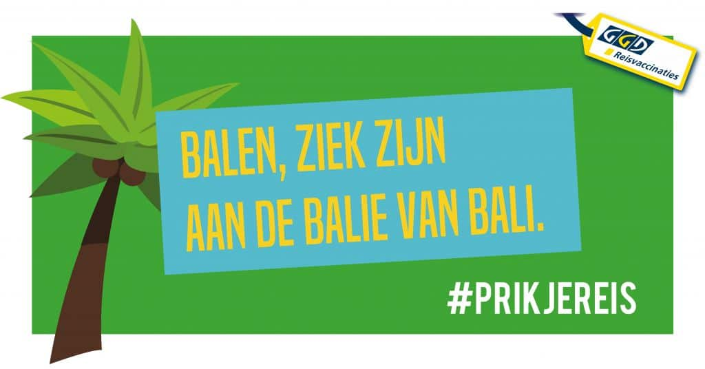 ziek zijn bali Get Bright Online Marketing Bureau