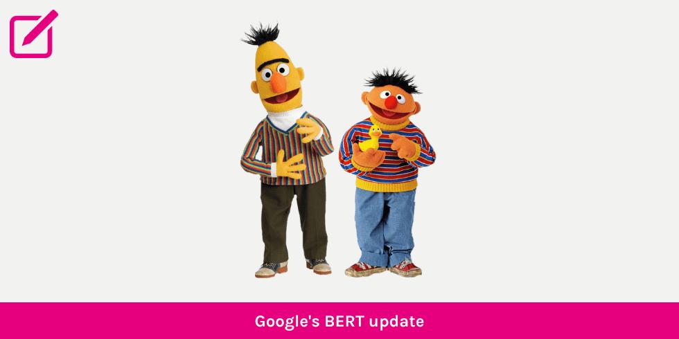 GetBright Google BERT update