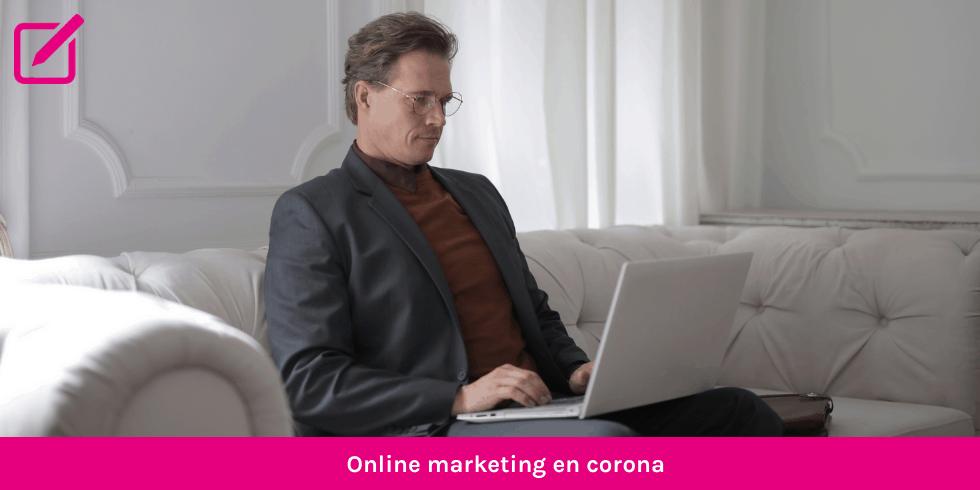 Online Marketing en Corona