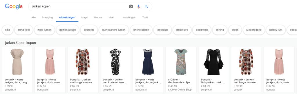 google afbeelding zoeknetwerk getbright