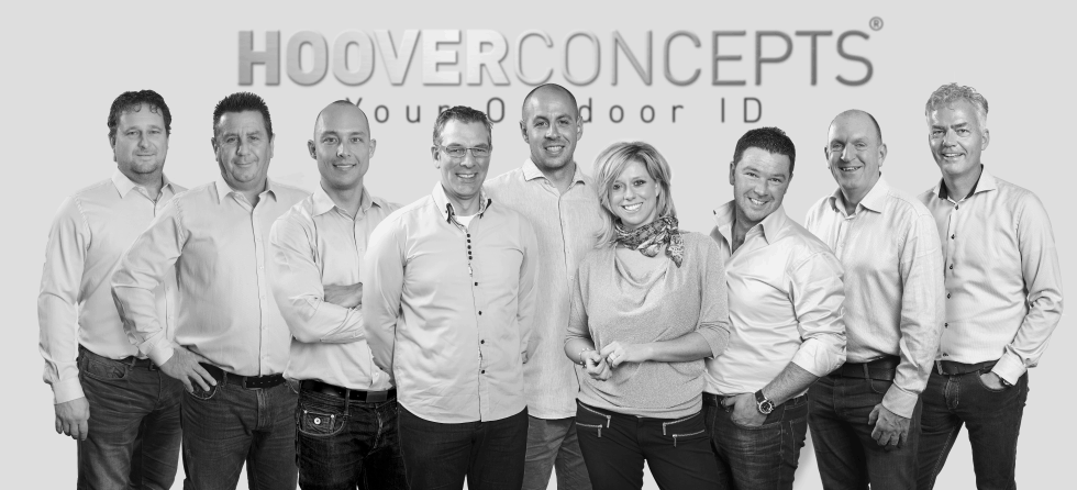 Hoover Concepts teamfoto