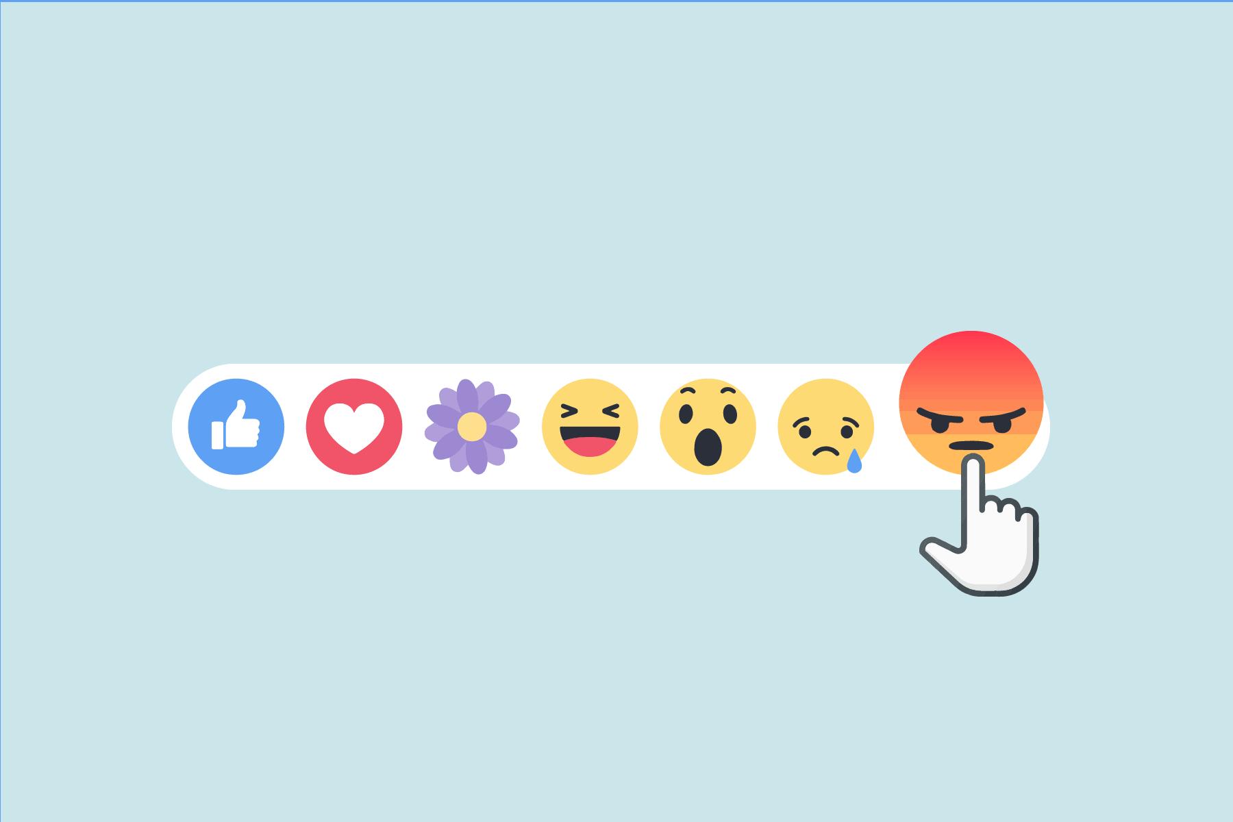 Einde organisch bereik Facebook