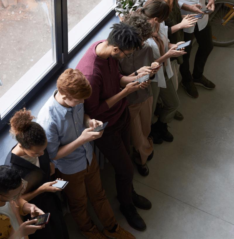 social media gebruik 2019