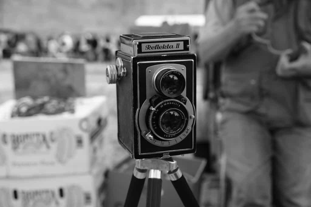 reflekta camera