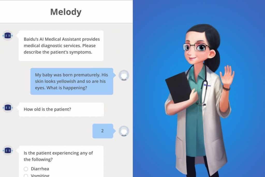 chatbot melody