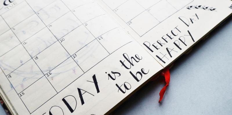 kalender voor content