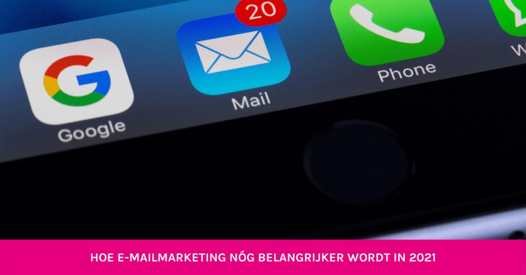 E-mailmarketing in 2021
