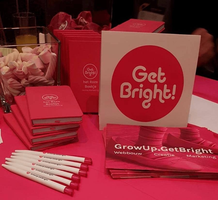 GetBright Roze Boekje