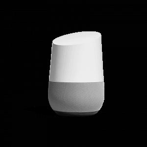 Google Home, gesproken zoekopdrachten groeien