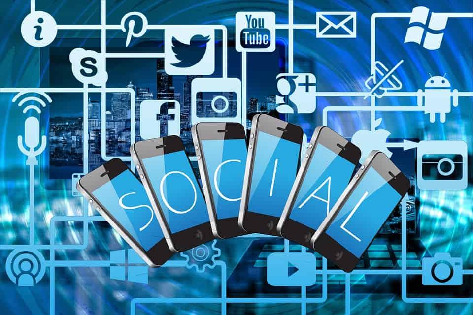 social media meten