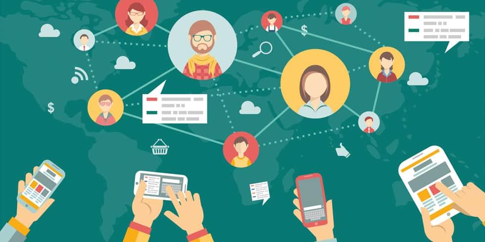 Get bright online marketing bureau social media