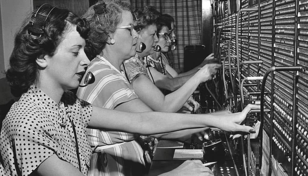 Trainingen - oud telefoon